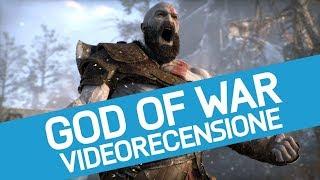 God of War Recensione: il ritorno di Kratos in una nuova avventura per PlayStation 4