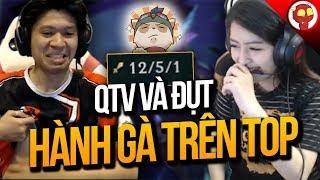 QTV RAINA : Vợ Chồng Master Lane TOP - Khoảnh Khắc Dễ Thương Của Đụt Xinh | Satan Channel