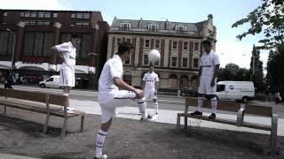 Spurs Football Kit Commercial