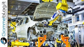 Chrysler Pacifica Hybrid CAR FACTORY - Production HOW IT'S MADE