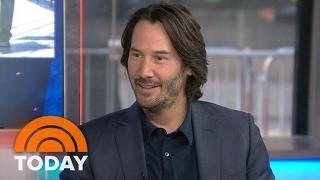 Keanu Reeves Talks 'John Wick 2,' Fields Trivia Questions From Hoda | TODAY