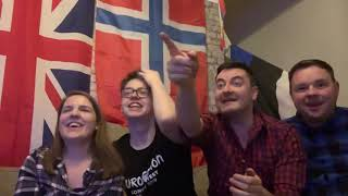 Eurovision 2019 - Live Reaction Final Results - #DyleReacts