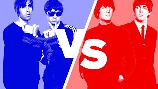 What makes Oasis sound like The Beatles?