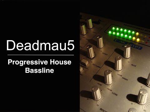 DeadMau5 [Progressive House Bassline] - Overdraft - DJ Luiza Berg