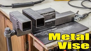 DIY Metal Vise
