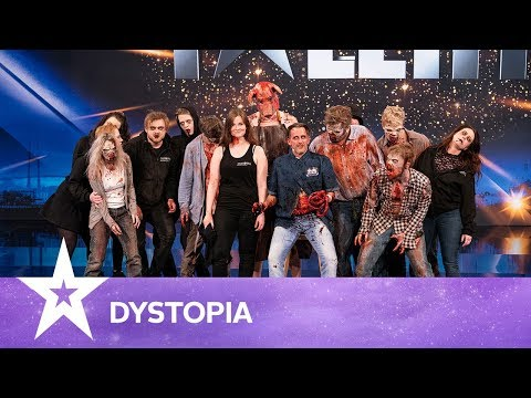 DYSTOPIA | Danmark har talent 2019 | Audition 5