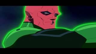 Atrocitus Fala Do Destino Dos Lanternas Verdes