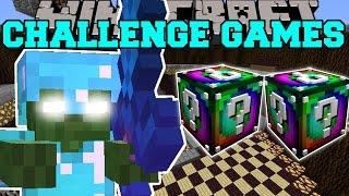Minecraft: BOB CHALLENGE GAMES - Lucky Block Mod - Modded Mini-Game
