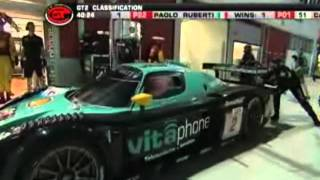 FIA_GT - 2009 FIA GT Round 2 Italy Full Highlights