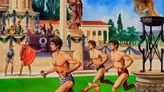 Sacro y Profano - Los Juegos Olímpicos de la Antigua Grecia
