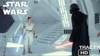 "STAR WARS: The Rise of Skywalker Tv Spot ""Vader's Mask"" (NEW FOOTAGE)"
