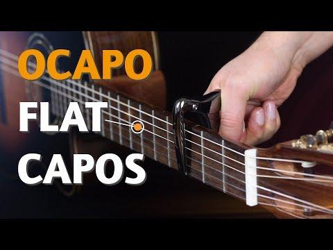 ORTEGA GUITARS   OCAPO CLASSICAL GUITAR & BASS CAPOS