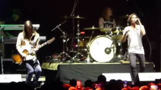 The All-American Rejects - DGAF LIVE San Antonio Tx. 7/30/16