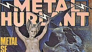 Métal Hurlant Magazine Covers ★ 1974 - 78