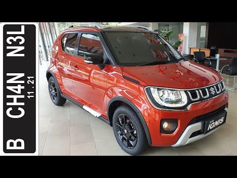 In Depth Tour Suzuki Ignis GX AGS Facelift – Indonesia