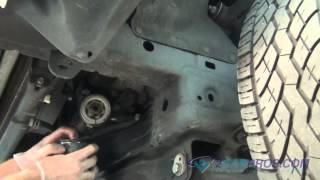Engine Oil Change and Filter Toyota Tundra