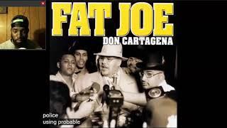Fat Joe feat. Big Pun & Terror Squad - The Hidden Hand Reaction