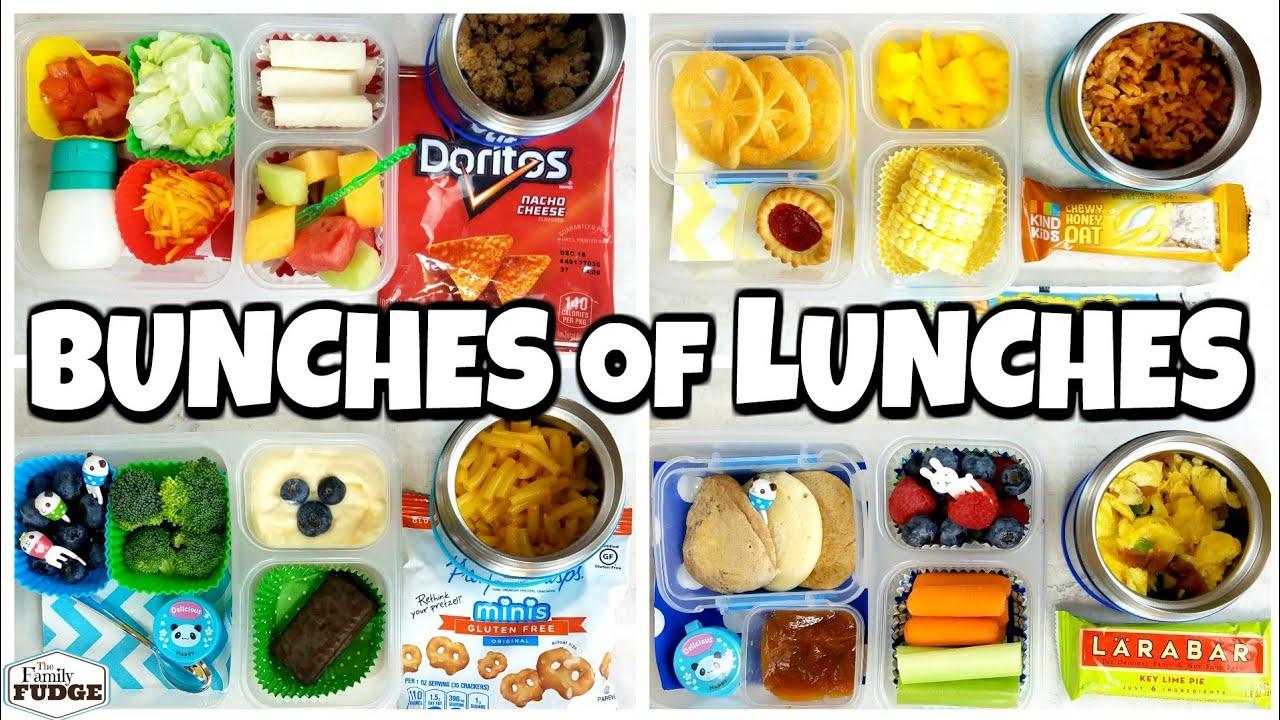 ГОРЯЧИЙ ОБЕД и БЕЗ СЭНДВИЧОВ! 🍎 Идеи школьных обедов для ДЕТЕЙ