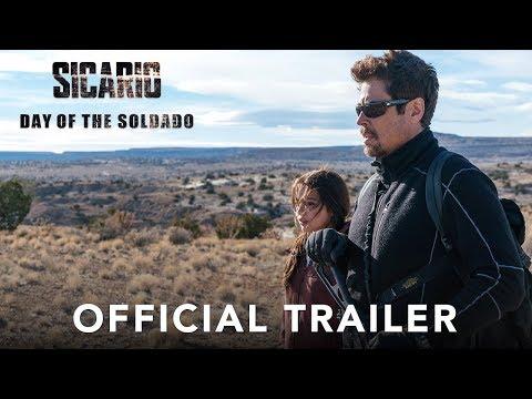 Movie Trailer: Sicario: Day of the Soldado (2018) (0)