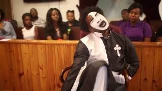 King James Jr - Life of A King (Season 1/Episode 1 of 5) Bishop Noel Jones (Sit on Me) Mime Dance