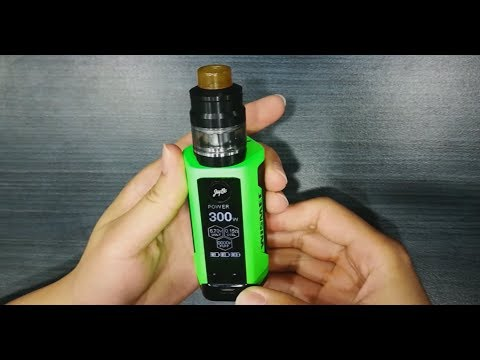 YouTube Video zu Wismec Reuleaux RX GEN3 Akkuträger 300 Watt