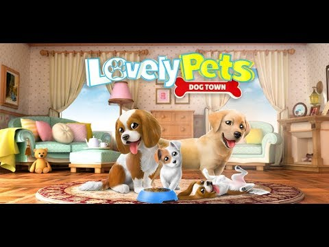 Lovely Pets Dog Town wideo