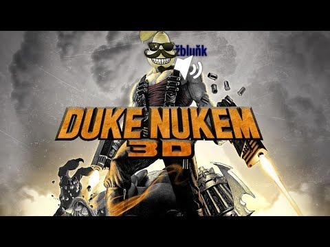 Duke Nukem 3D ale kompletně ''ozvučen'' mým hlasem