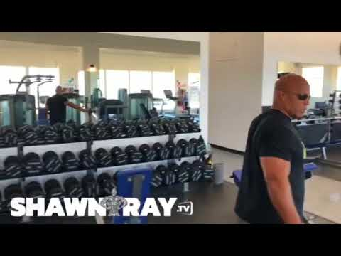 Shawn Ray Club Maui Gym Tour Hawaii 2018