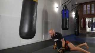 Killer MMA Heavy Bag Workout by Funk Roberts