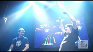 Jay-Z Run This Town LIVE at MySpace Music DJ Hero Show...