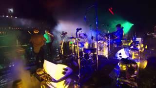 [HQ] Arcade Fire - Haiti live from Capitol Studios. October 29, 2013.