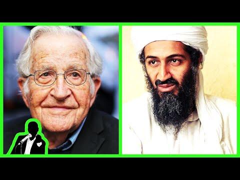 Noam Chomsky: 'We Gave Bin Laden The Greatest Gift He Could Imagine'