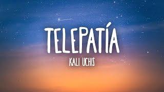 Kali Uchis - telepatía (Letra/Lyrics)