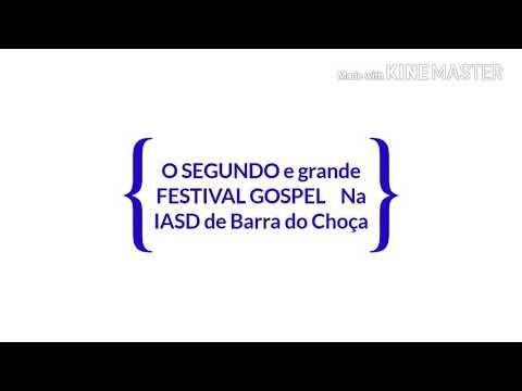 2° Festival de Música  IASD Barra do Choça