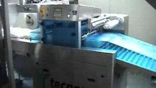 Emrich Industries - TECNOVAC ATHENA Tray Sealer - Cheese Trays