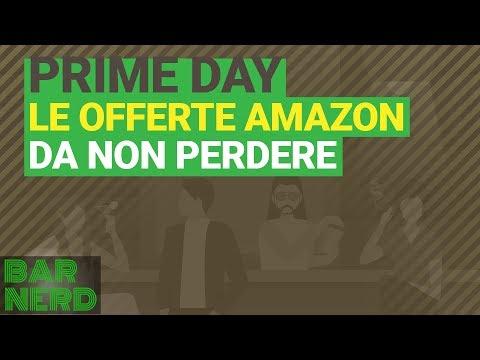 Amazon Prime Day 2017 - Le offerte da non perdere