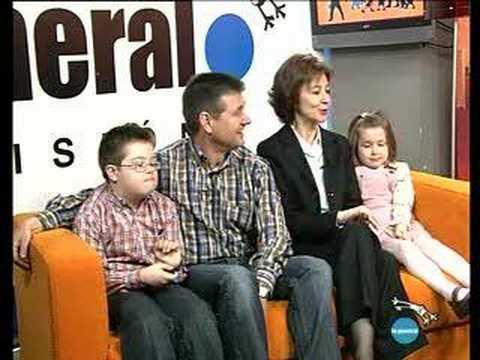Watch videoSíndrome de Down: La fiera de mi niña