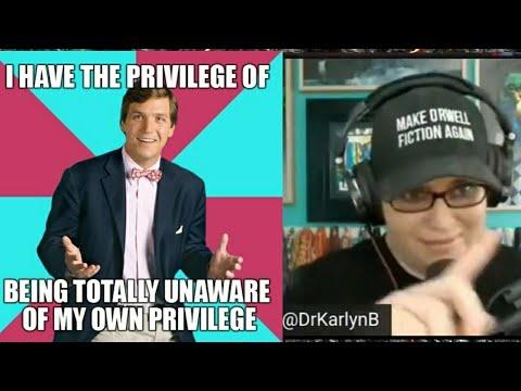White Privilege Case Study: Dr Karlyn Borysenko #whiteprivilege