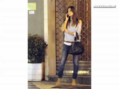 Celeb Style Sara Carbonero