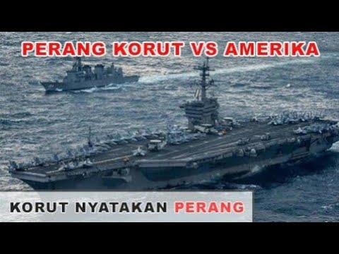(BERITA TERKINI) KORUT vs A.S semakin memanas kini gelar latihan perang..
