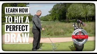 Golf Swing - The Draw Shot