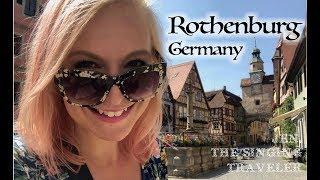 Rothenburg Ob Der Tauber - Germany's Fairytale Town