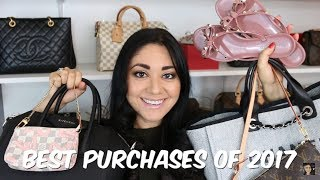 Best Purchases of 2017 | Chanel, Louis, Givenchy | Minks4All