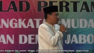 Ceramah Agama  Ust D Lutfi Hakim Wahid MM