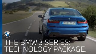 The new BMW 3 Series | Technology Package