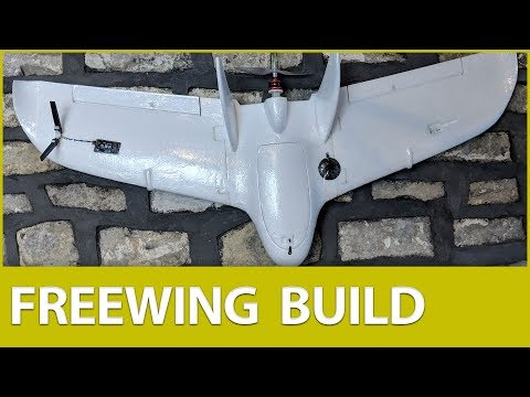 freewing-unboxed--build-overview--rc-fpv-wing