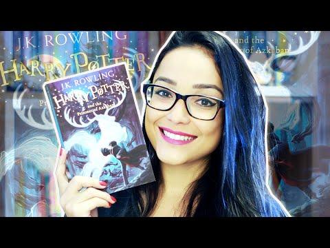 HARRY POTTER E O PRISIONEIRO DE AZKABAN | Lendo Harry Potter | Nuvem Literária