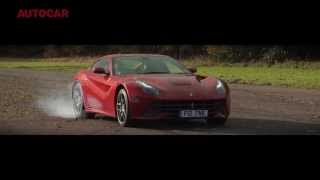 [Autocar] Ferrari F12 Berlinetta vs Porsche 911 Turbo S vs Mercedes SLS Black Series