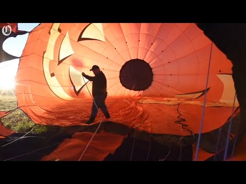 Have you ever flown in a hot air balloon?