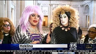 Drag Queens Get Their Facebook Accounts Back After Protest At SF City Hall